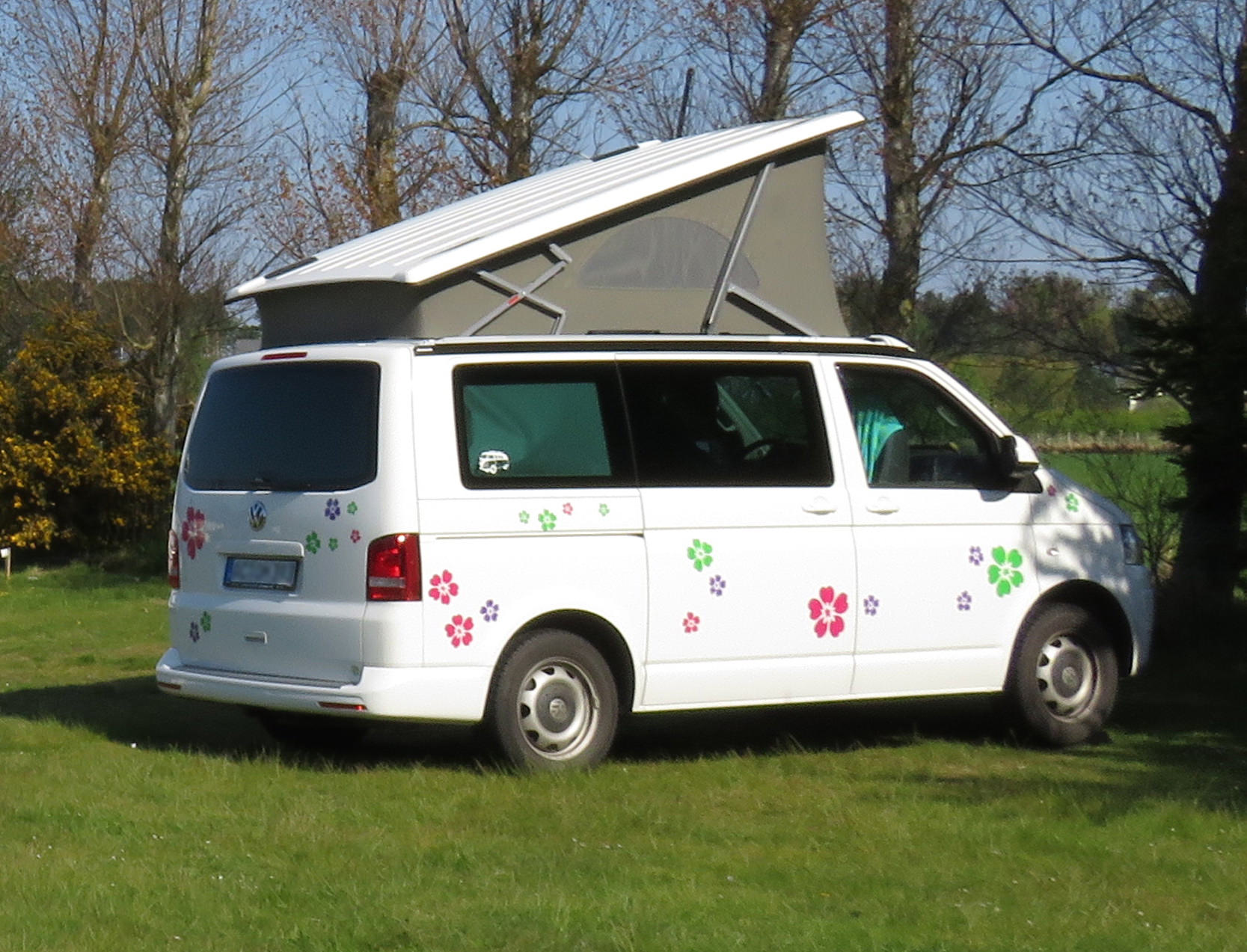 Tents and Touring Offers