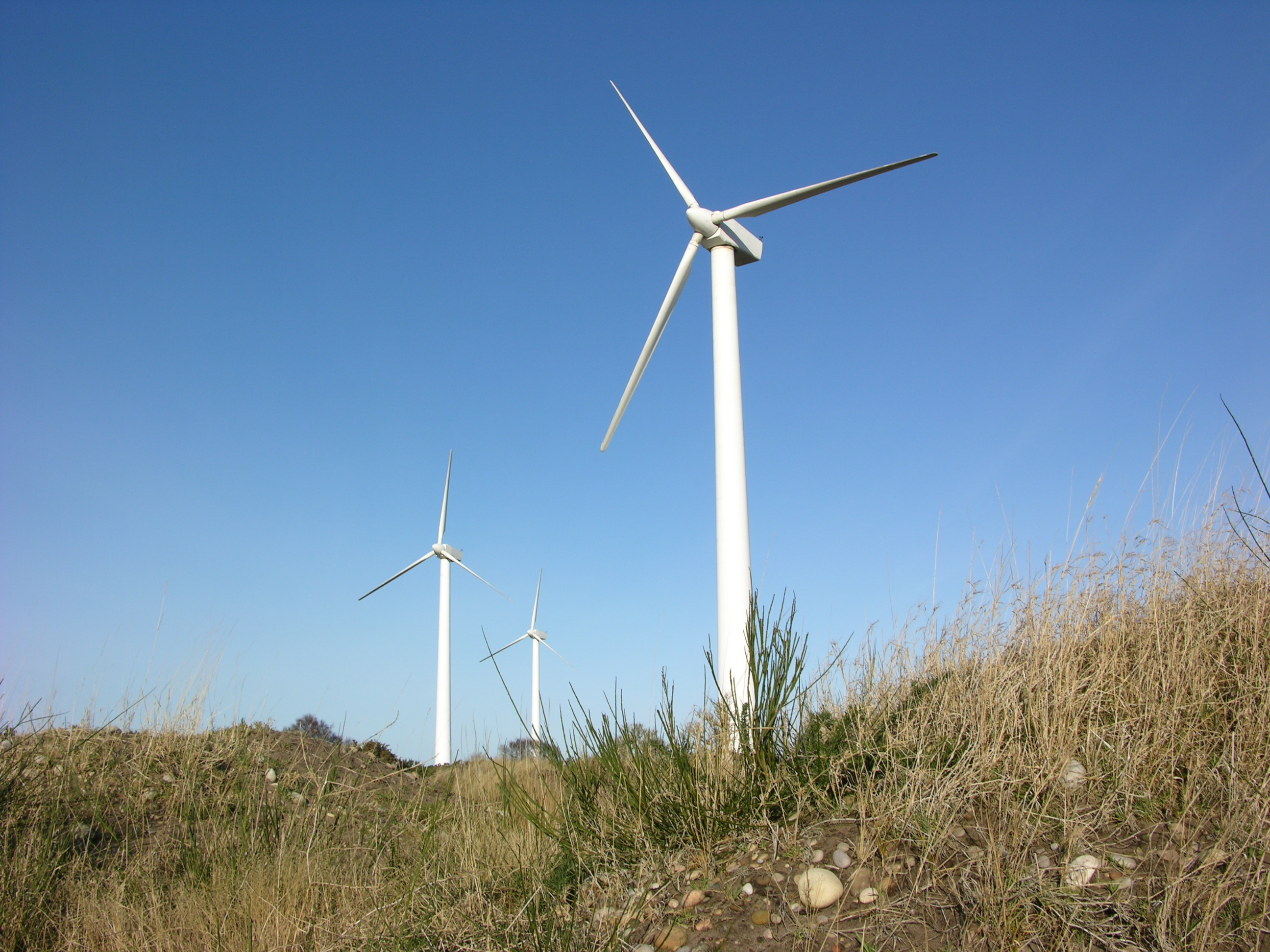 The Park Wind Turbines