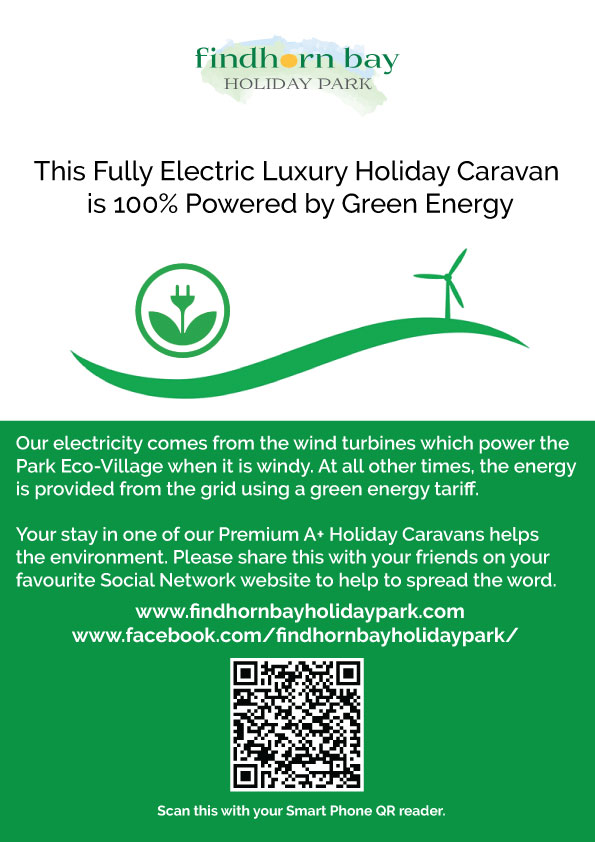 This Fully Electric Luxury Holiday Caravan is 100% Powered by Green Energy