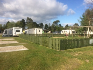 Findhorn Bay Holiday Park Touring