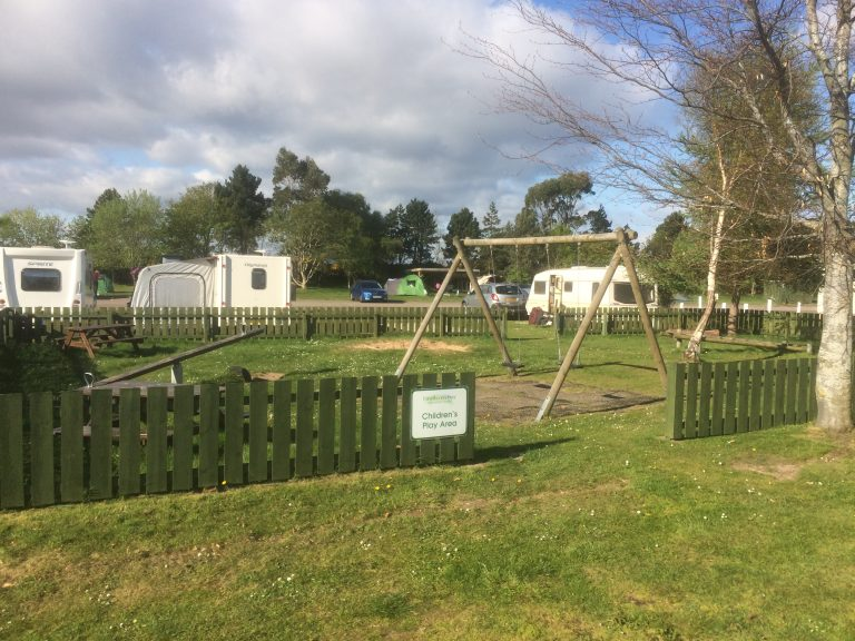 Findhorn Bay Holiday Park Playground